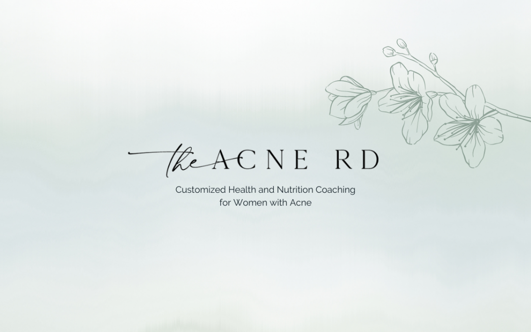 Welcome to the Acne RD!